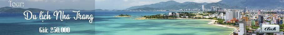 tour du lịch nha trang 4 đảo 1 ngày